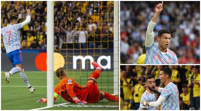 Ronaldo, gol e record in Champions. Ma lo Young Boys rovina la festa