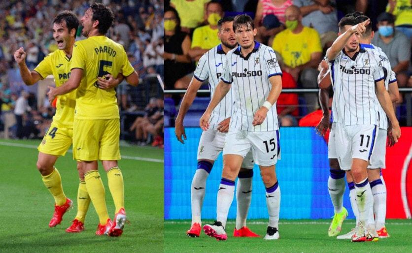 Gol e spettacolo tra Villarreal e Atalanta: finisce 2-2