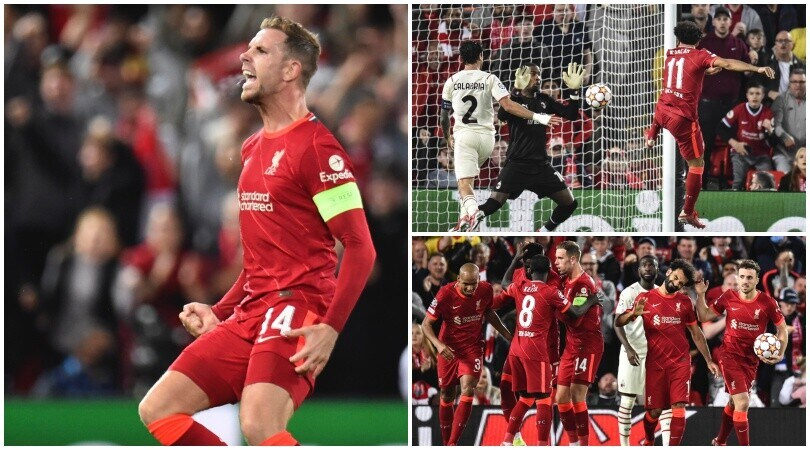 Champions, Salah ed Henderson lanciano il Liverpool: Milan ko