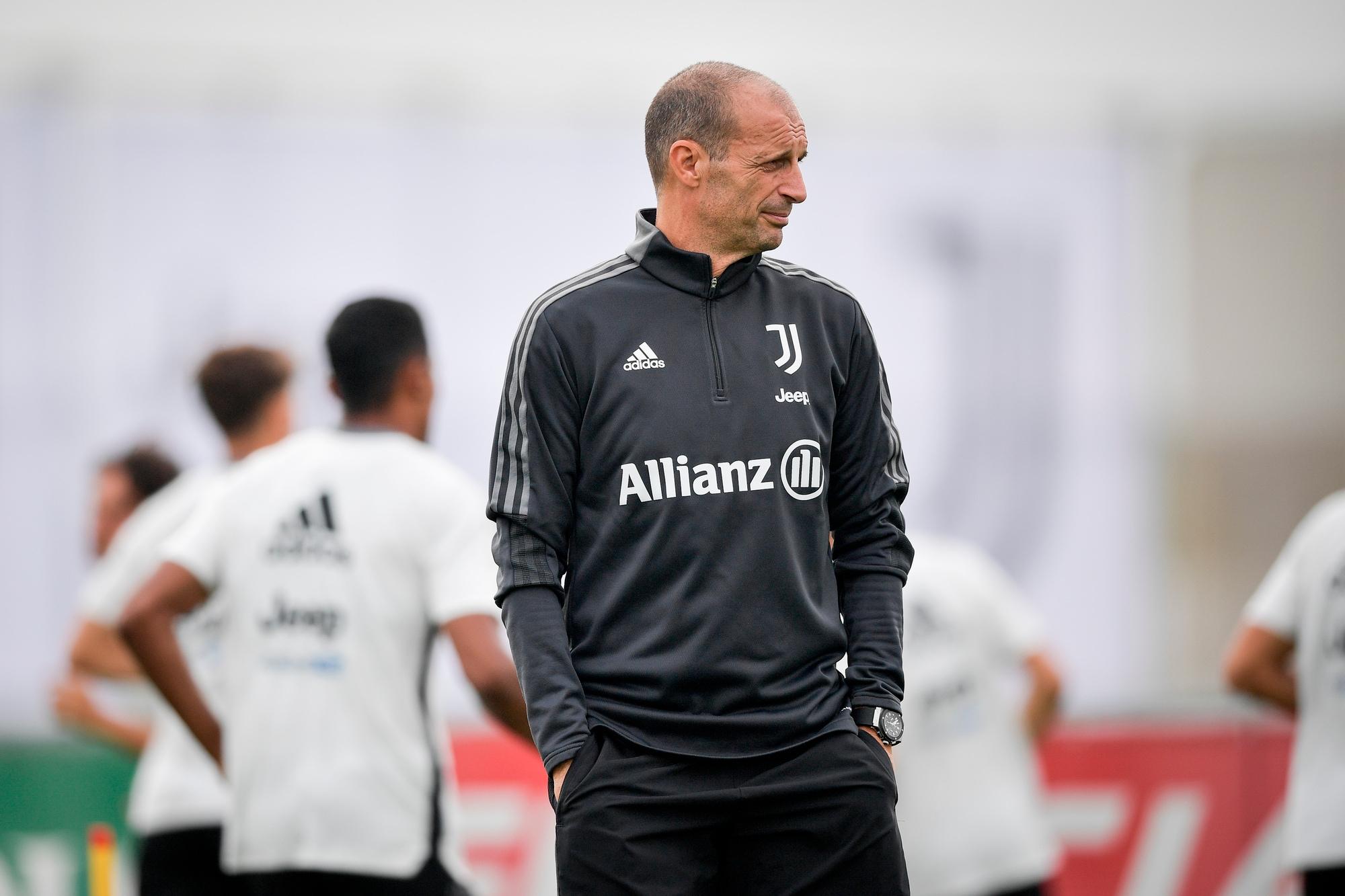 Juve-Milan, la probabile formazione: ecco i due assetti provati da Allegri