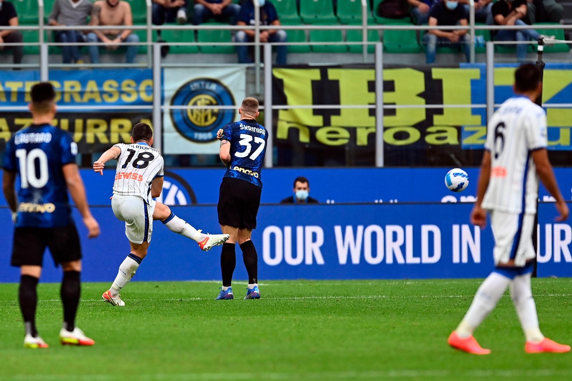 Che show tra Inter e Atalanta: Malinovskyi e Lautaro, gol d'autore