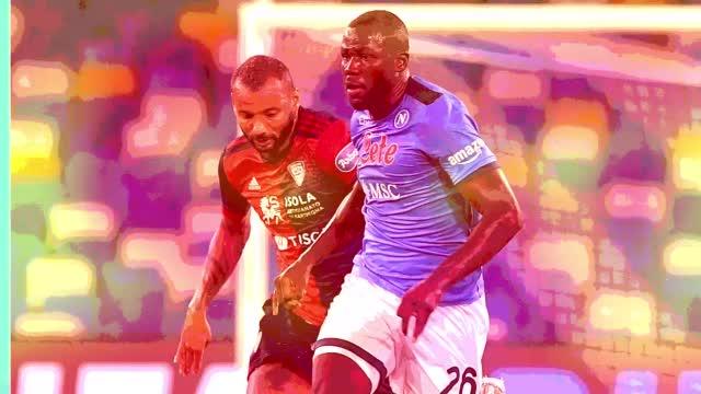 Napoli 6 perfetto, battuto il Cagliari 2-0