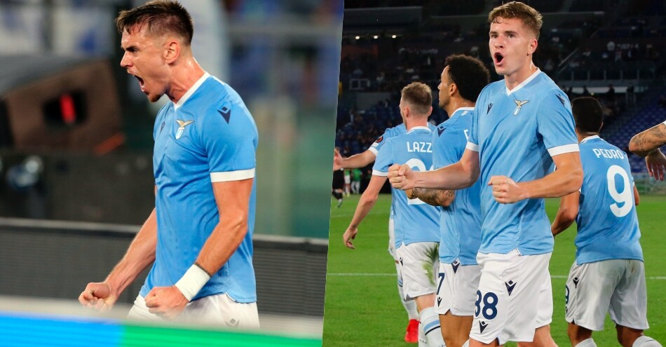 Lazio ok contro la Lokomotiv Mosca: ci pensano Basic e Patric