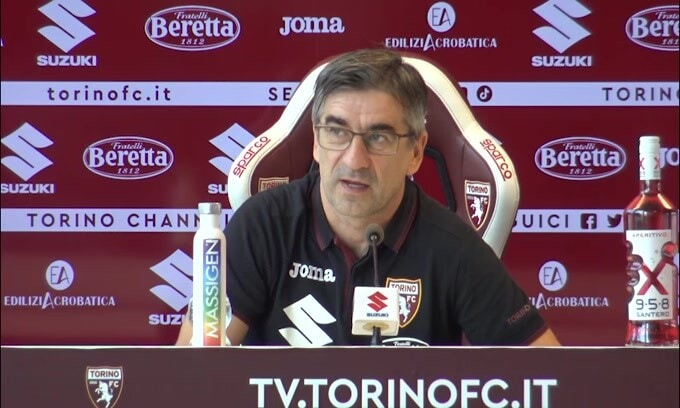 """""""In Turin there is only Toro. Allegri? You don't have to thank me."""""""