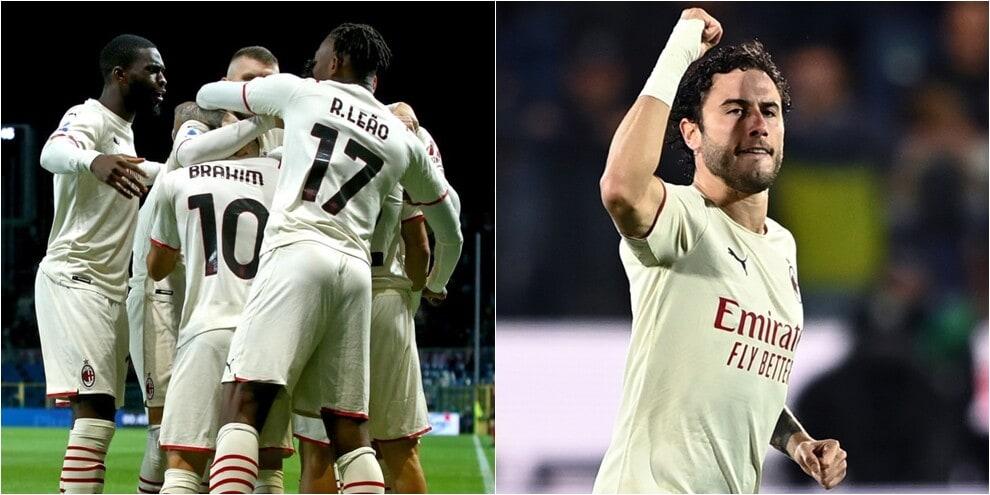 L'Atalanta lotta ma cade in casa: il Milan vince 3-2