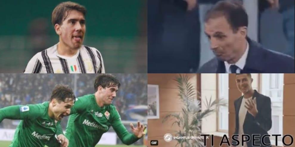 Juve, Vlahovic non rinnova e i tifosi sognano: che entusiasmo sui social!