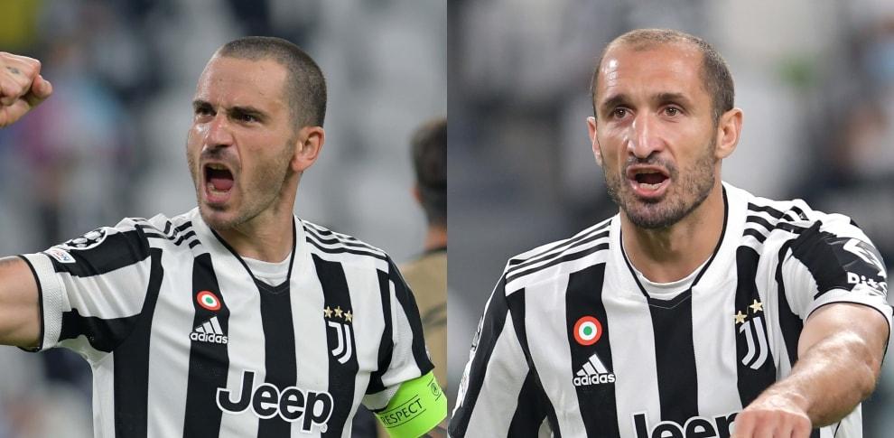 Pallone d'Oro, Bonucci e Chiellini tra i candidati di France Football