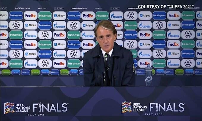 """Mancini su Locatelli: """"Mi piace come interno di centrocampo"""""""