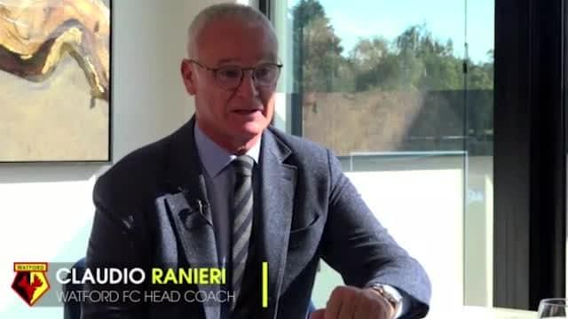 """Watford, Ranieri: """"Famiglia Pozzo, finalmente insieme..."""""""