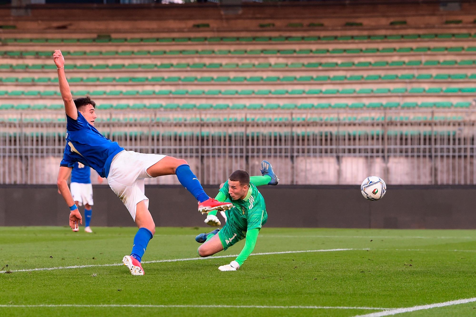 Lucca segna anche con l'Under 21, ma l'Italia non batte la Svezia