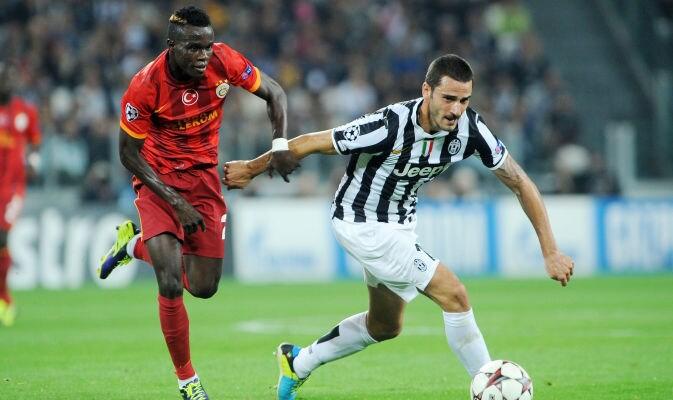 Ebouè: «La Juve mi voleva. Per fortuna ho scelto il Gala»