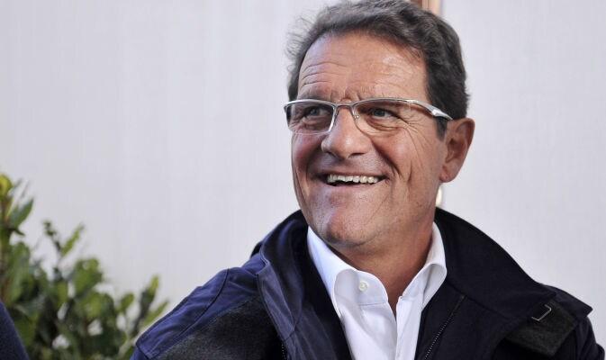 Capello: «La Juve è la favorita per lo scudetto»