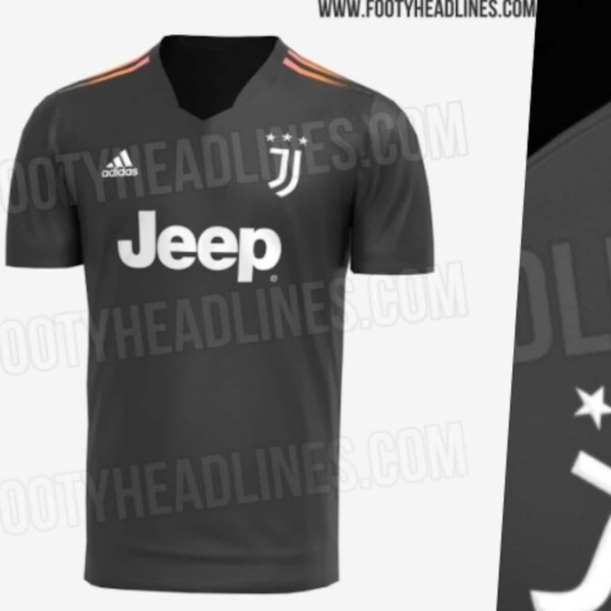 Juve, svelata anche la nuova maglia away 2021-22