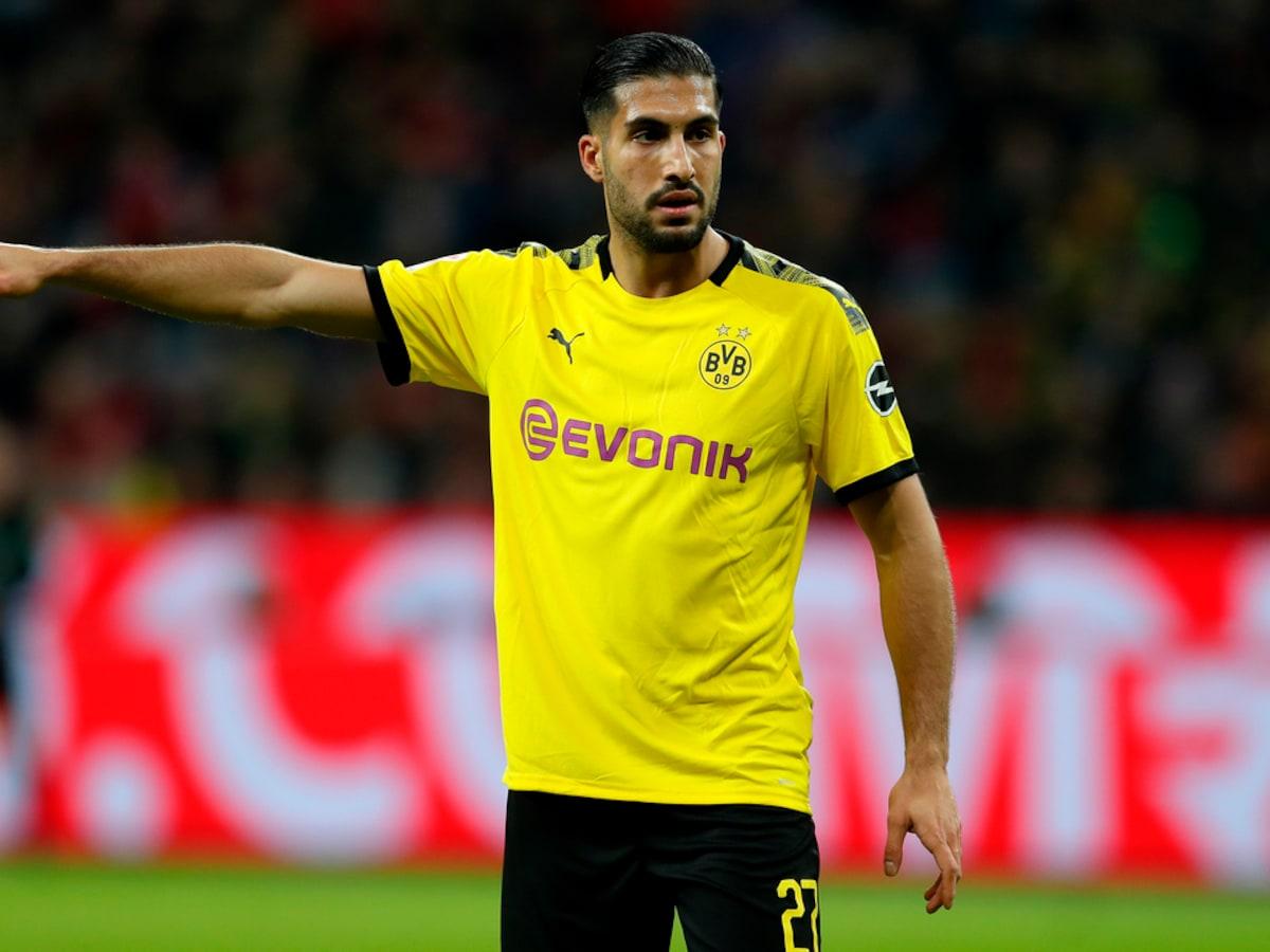Juve, Emre Can riscattato dal Borussia Dortmund: è ufficiale