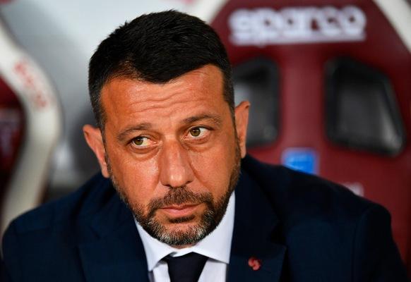 "D'Aversa: ""Se commetti tanti errori l'Atalanta ne approfitta"""
