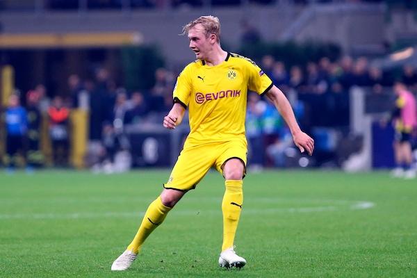 """Lazio, il Dortmund toglie Brandt dal mercato: """"Lui e Haaland restano"""""""