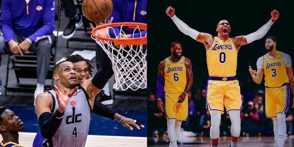 Lakers, che colpo! Scambio a segno per Westbrook