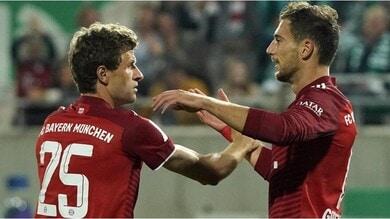 Bayern Monaco, 3-1 al Greuther: Nagelsmann in testa alla Bundesliga