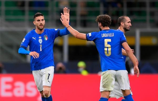 Juve-Roma, Locatelli-Pellegrini: duello azzurro