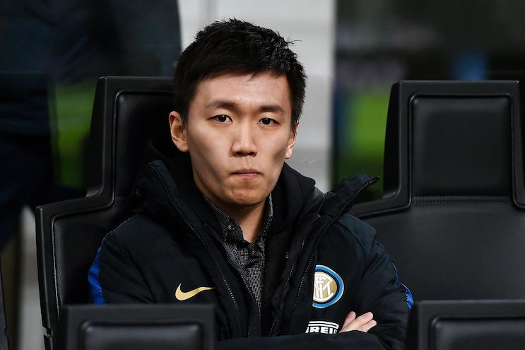 L'Inter cambia il logo: svolta di Suning