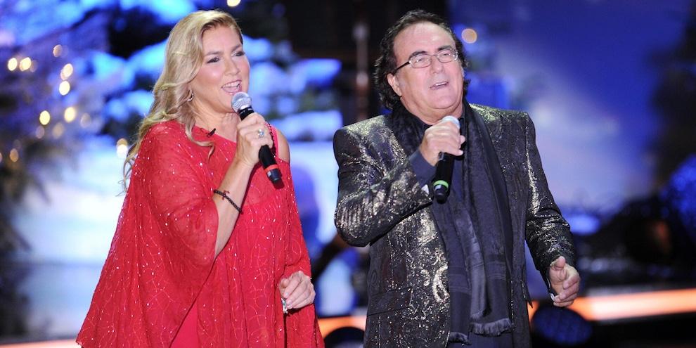Albano E Romina Che Imbarazzo In Tv Gesto Inaspettato In Diretta