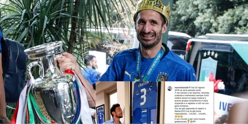 Маркизио венчает Кьеллини: «Ты встал и ушел, я мечтаю увидеть тебя в Катаре».